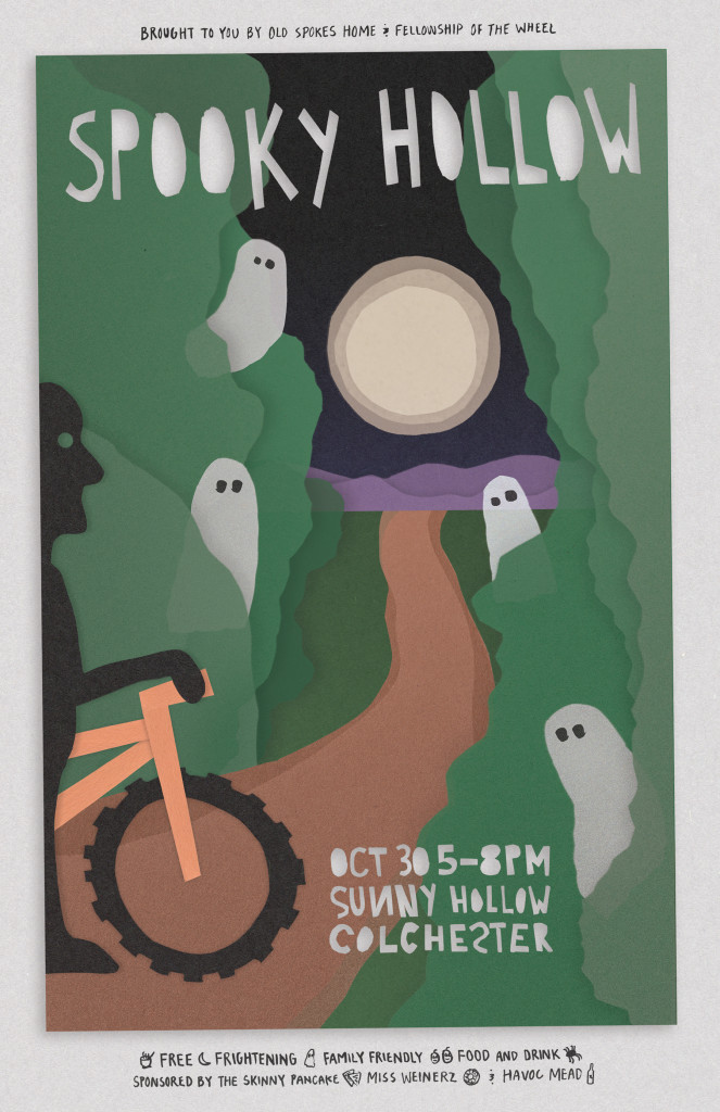 Spooky Hollow Poster